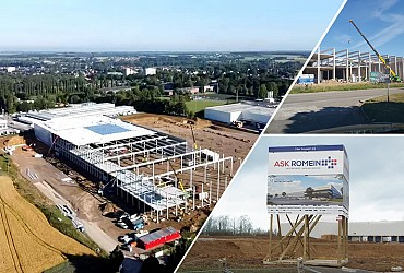 Project LCP - Vooruitgang in beeld vanuit de lucht!