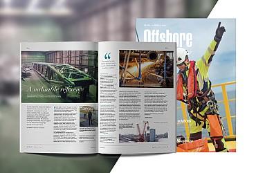 Uitgebreid artikel over Focus 30 in Offshore Industry